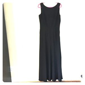 Alex evenings maxi gown with mesh detail Prom 👍🏻